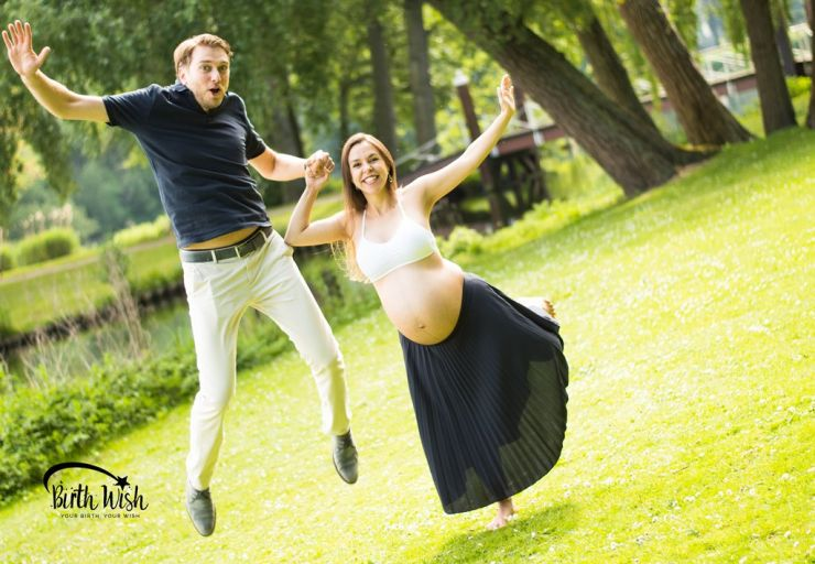 pregnancy photography Rotterdam